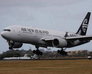 The Air NZ crew member tested positive again yesterday after returning from China. Photo: ODT files