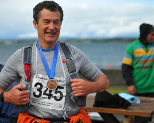 Invercargill resident Alan Reid aims to finish his 30th Kepler Challenge this year. PHOTOS:...