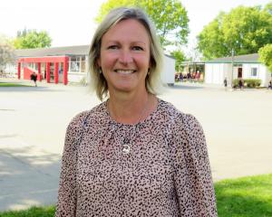 New Methven Primary School principal Sue Furndorfler. Photo: Supplied via Ashburton Courier