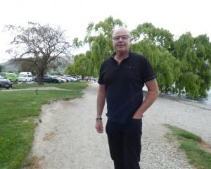 Wanaka Community Board chairman Barry Bruce says stage two of the lakefront development plan has...