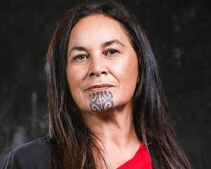 Maori party co-leader Debbie Ngarewa-Packer will be a list MP. Photo: NZ Herald