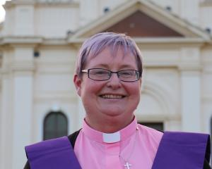 Outram woman Lee Kearon has taken up the position of local ordained minister in the Kurow...