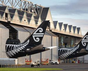 The Ministry of Health is investigating whether and how an Air NZ staffer caught Covid-19. Photo:...
