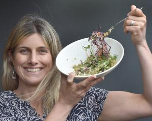 Associate Prof Miranda Mirosa said businesses could help by providing doggy bags. PHOTO: PETER...