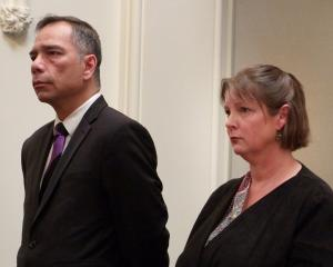 Gavin and Karen Bainbridge left the University of Otago more than $170,000 out of pocket. PHOTO:...