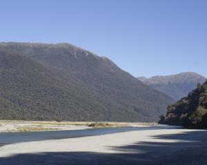 Haast Pass. Photo: Getty Images
