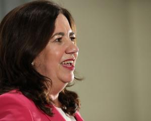 Queensland Premier Annastacia Palaszczuk. Photo: Getty