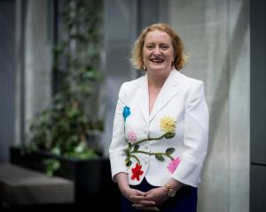 Oranga Tamariki chief executive Grainne Moss. Photo via NZ Herald