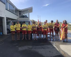 The New Brighton Surf Life Saving Club. Photo: Supplied
