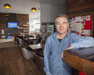 Urbanz Accommodation Christchurch co-owner Paul Crooks has grave fears for the backpacker...