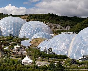 The Eden Project in the UK has brought in more than 13 million visitors and $20 billion since it...