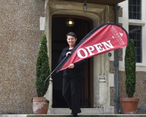 Olveston Historic Home manager Jan Davies says cruise and international visitors made up 80% of...