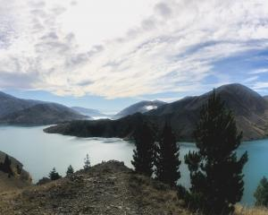 Lake Benmore is one of several sites the Waitaki District Council is seeking feedback on. PHOTO:...