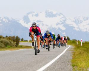 Riders will travel from Christchurch to Hanmer Springs then over Lewis Pass through to Greymouth...