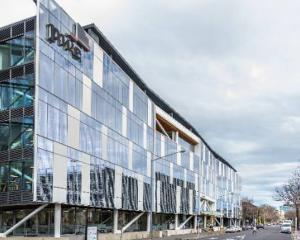The PWC Centre in central Christchurch has sold for $60 million. Photo: Supplied