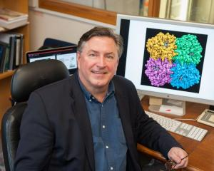 University of Otago biochemist Prof Kurt Krause. PHOTO: SUPPLIED