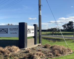 The Alliance Lorneville plant. Photo: Abbey Palmer