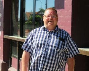 Tony Crosbie will open up his 13th Armadillo's restaurant in Ashburton in February. Photo:...
