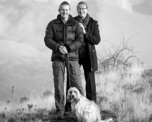 Central Otago photographers Eric Schusser and Annemarie Hope-Cross share their cancer 