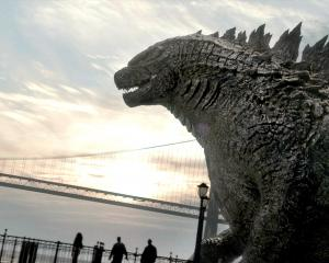 "The movies, which are expected to include ""Godzilla vs. Kong"" and ""The Suicide Squad"". Photo:..."