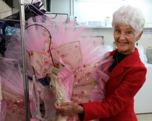 Margaret Stoddart Retirement Village resident Audrey Burton's love of ballet hasn't dimmed in the...