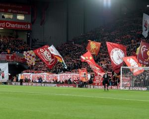Fans will return to English Premier League games, with restrictions, this weekend. Photo: Getty...