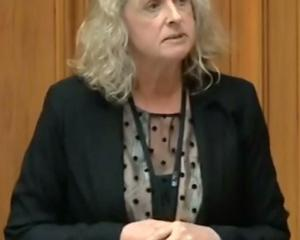 Invercargill list MP Liz Craig speaks in support 