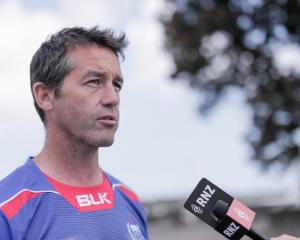 Mark Inman, the brother of tour guide Hayden Marshall-Inman. Photo: RNZ