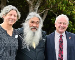 Three key people involved in the Environment Southland People, Water and Land programme are...