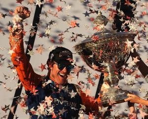 IndyCar ace Scott Dixon led the Kiwi drivers ranked by a leading motorsport website.