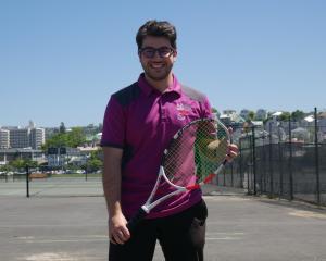 Tennis Otago board member Alessandro Pezzuto has spent years coaching, umpiring and volunteering...