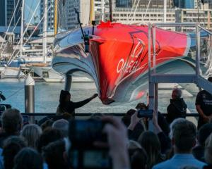 Team NZ revealed its aerodynamic second generation AC75, named Te Rehutai, to the world in...