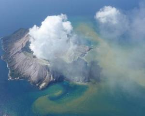 Thursday will mark a month since Whakaari / White Island erupted on December 9. Photo: White...