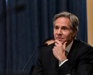 Antony Blinken is a veteran foreign policy hand and close confidant of Joe Biden. Photo: Reuters