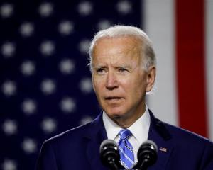 US President-elect Joe Biden. Photo: Reuters