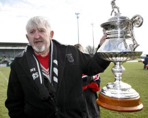 Bill Whitehead. Photo: Canterbury Rugby League