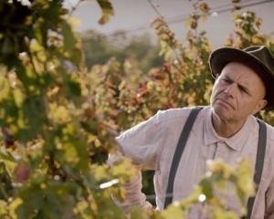 Joe Pantoliano stars as Mark Gentile in From the Vine. PHOTO: SUPPLIED