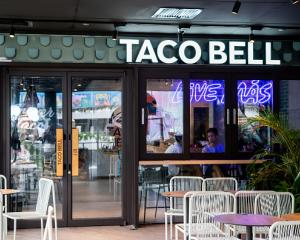 Taco Bell is owned by Restaurant Brands. Photo: Getty Images
