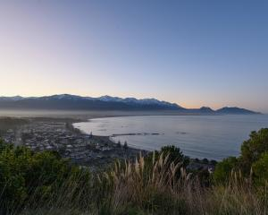 A swimmer has gone missing of the coast of Kaikōura. Photo: File