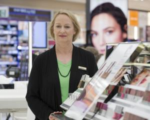 Gaye Harris, who started work in 1972, is the longest-serving team member at the H&J Smith...