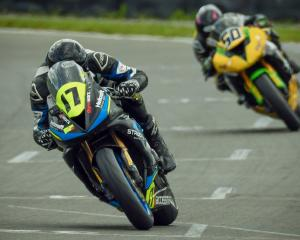 Christchurch's Dale Finch is sure to be one of the favourites in the Supersport 600 class this...