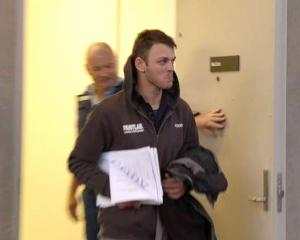 Matt Anderson was found guilty of assault after a judge-alone trial. Photo: NZH