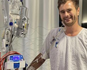 Westland district councillor Latham Martin, of Hokitika, is recovering from emergency 