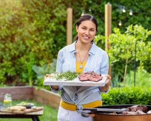 Cookbook author and cook Nadia Lim is enjoying the seasons at her new home in Arrowtown.