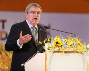 Thomas Bach. Photo: Getty Images