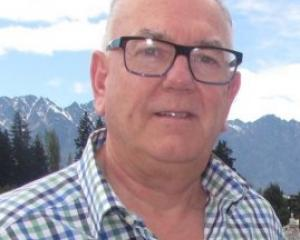 Good Group chief executive Russell Gray. Photo: Mountain Scene