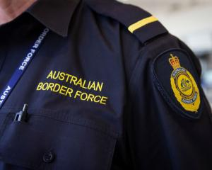 Australian Border Force officers seized several of the parcels. Photo: Getty Images