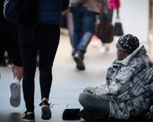 Two rough sleepers have been arrested in Christchurch and charged with criminal offences. Photo:...