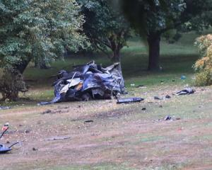 A crash investigation found Luke Savigny hit speeds of 150kmh before the collision. PHOTO:...