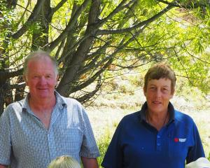 Colin and Tina Nimmo are looking forward to the Kaikoura A&P Show. PHOTO: SUPPLIED BY COLIN...